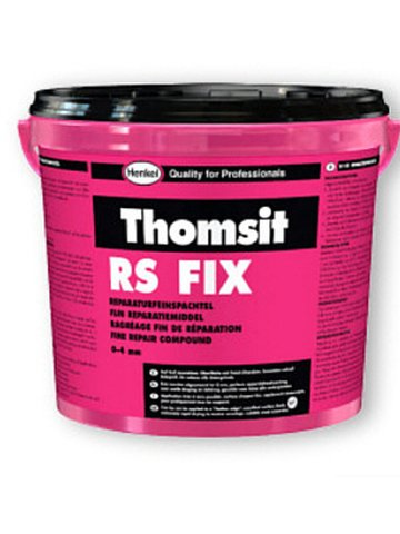 Thomsit Spachtelmasse  RS FIX Reparaturfeinspachtel wRSFIX