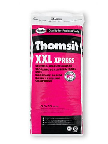 Thomsit Spachtelmasse  XXL Xpress Schnell-Spachtelmasse...