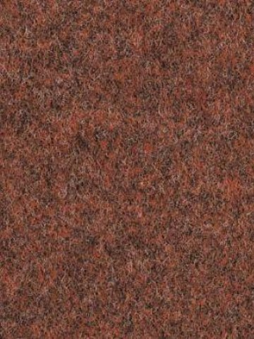 w96016 Forbo Forte Nadelvlies / Nadelfilz orange rot Flockvelours