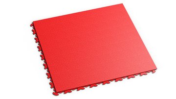 Profilor Invisible PVC Klick-Fliesen Rosso red mit...