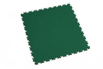 Profilor Light PVC Klick-Fliesen Green Leder/glatt,...