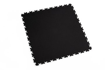 Profilor Eco PVC Klick-Fliesen Black Industrie PVC...
